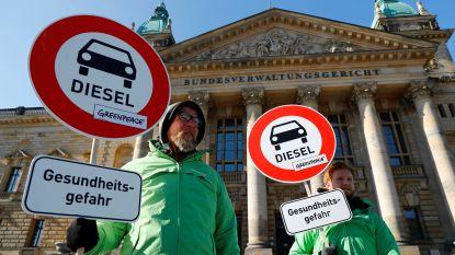 """Greenpeace: """"Uitstoot tientallen nieuwe dieselwagens hoger dan de norm"""""""