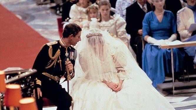 """Kroongetuigen reconstrueren 'huwelijk van de eeuw' tussen Diana en Charles: """"Twee dagen op voorhand wilde ze alles afblazen"""""""