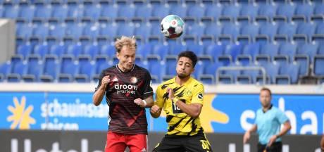 Pherai reist met PEC af naar AZ, is fit en kan spelen: 'Bij Dortmund zou ik weinig minuten krijgen'
