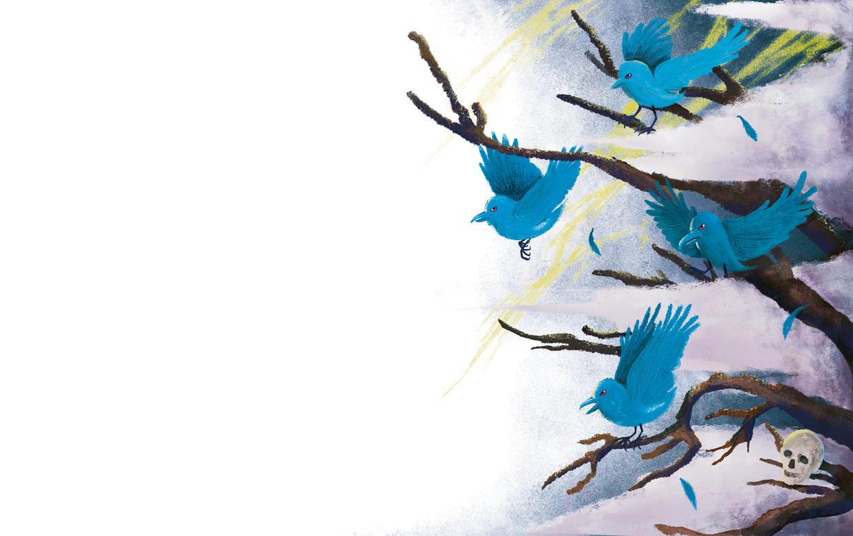 'Twitter is gelijk het leven zelve: geweldig lelijk, maar fantastisch mooi.' Beeld Lorenzo Matteucci