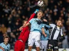 Derde gelijkspel op rij voor Club Brugge
