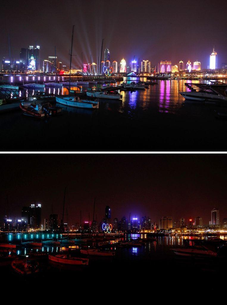 Qingdao, China. Beeld epa