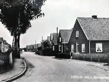Zoeken naar de noodhuisjes van de vloed in 1925: Dreumel is de kampioen