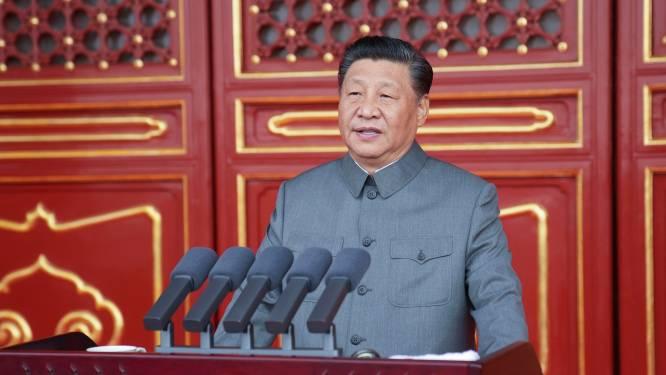 Chinees president Xi Jinping trekt ten oorlog tegen de superrijken in zijn land