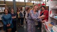 Taalpunt Nederlands en Makkelijk Lezen Plein in bib Destelbergen
