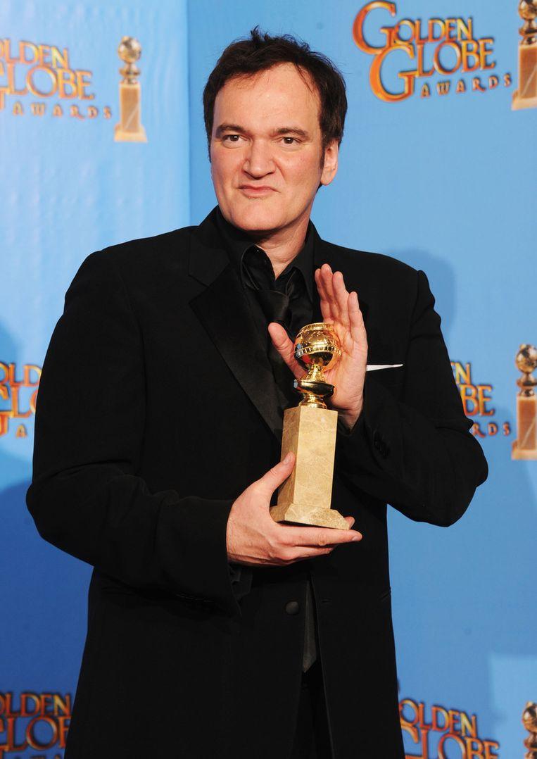 Quentin Tarantino, Beste Script Beeld AFP