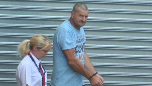 Gene Charles Bristow is schuldig bevonden aan de ontvoering en de verkrachting van een 24-jarige Belgische toeriste.