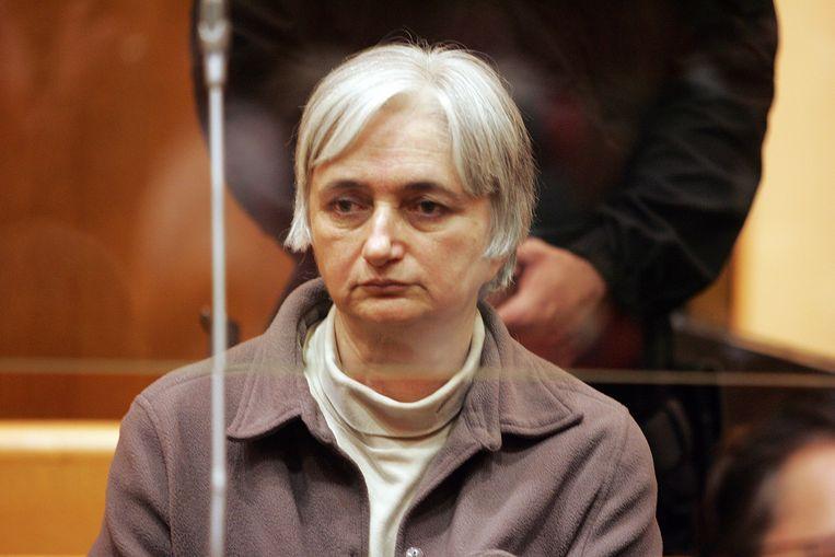 Monique Olivier in 2008. Beeld AFP