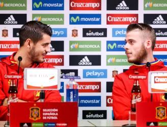 """De Gea op zijn hoede: """"De Bruyne, Hazard en Benteke toppers die ik goed ken"""""""