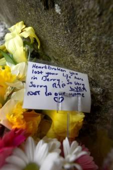 Twee verdachten opgepakt na dood journaliste bij rellen in Noord-Ierland