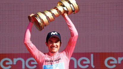 """Giro-winnaar Carapaz schiet terug naar ex-ploeg Movistar: """"Ik kreeg nooit het vertrouwen dat ik nodig had"""""""
