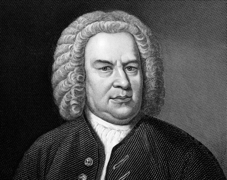Johann Sebastian Bach Beeld Thinkstock