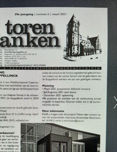 Geffens dorpsblad De Torenklanken volledig gedigitaliseerd: alles vanaf 1962 terug te lezen