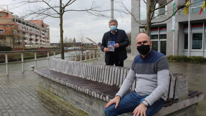 Voor wie tussendoor graag eens uitrust: Deinze lanceert vijf zitbankenroutes door centrum