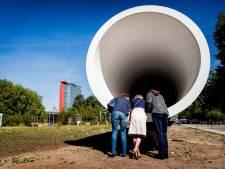 Groningen krijgt drie kilometer lange hyperloop als testbaan