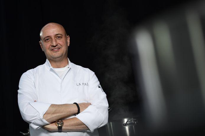 Chef David Martin van La Paix is Chef van het Jaar volgens Gault&Millau.