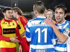 Clubiconen over hun IJsselderby-gevoel: 'De haat bij Go Ahead zit dieper dan bij PEC Zwolle'
