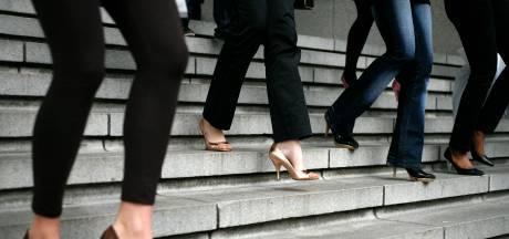 Verdwijnt de hoge hak van de werkvloer?