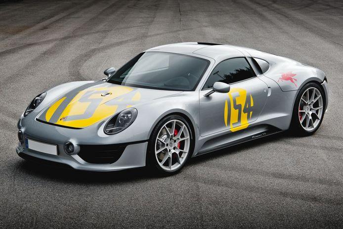 Porsche Le Mans Living Legend.