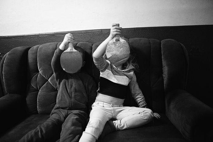 Fotoboek Fotocollectief Arnhem, bij productie Sophie Golbach