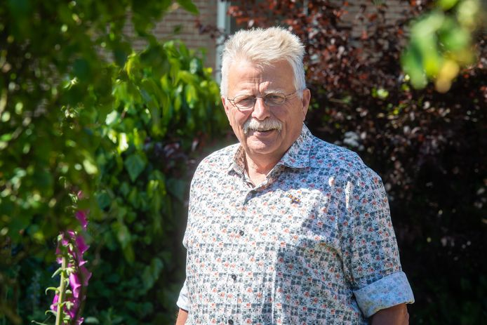 Theo Schouwenaars uit Langeweg is onderscheiden.