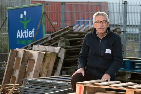Kringloop en hergebruik van materialen zijn essentieel voor het bouwen in de toekomst, zegt de Winterswijkse ondernemer Willy Smit.