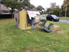 Toekomstige woonwagenbewoner wijkt niet voor vernielingen aan zijn caravan in Goorse villawijk