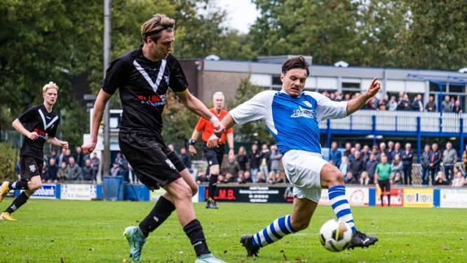 Haperend SV Vaassen verliest derby van smaakmaker KCVO