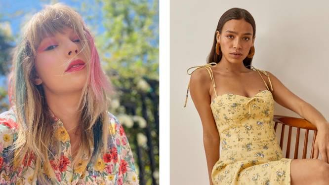 Taylor Swift maakt een eerste TikTok-video en haar jurk is meteen uitverkocht (maar wij vonden enkele beschikbare lookalikes)