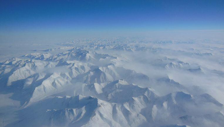 Alaska Beeld afp
