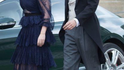 Prinses Beatrice showt haar vriend op bruiloft (en prins Harry komt zonder Meghan)
