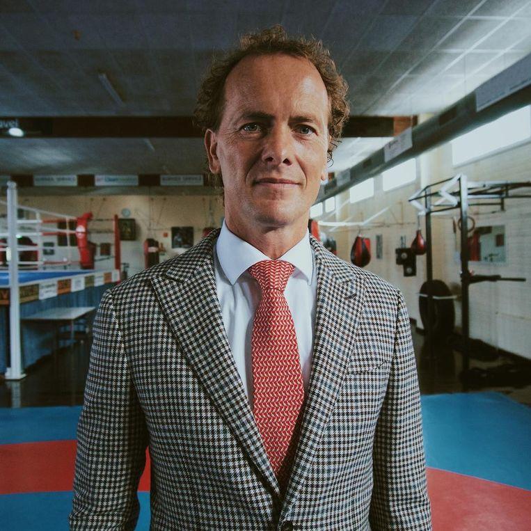 Boris van der Vorst. Beeld