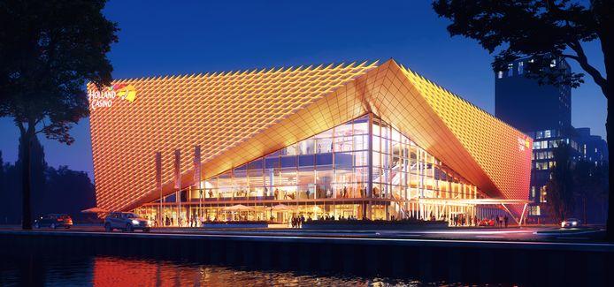 Het Utrechtse casino werd als referentie ingediend door bouwteam Nautilus.
