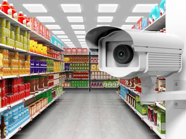 Albert Heijn-supermarkt overvallen in Geldrop, dader gevlucht met buit