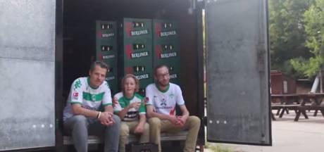 Werder-fan bedankt Union Berlin met 100 kratjes bier voor zege op Düsseldorf