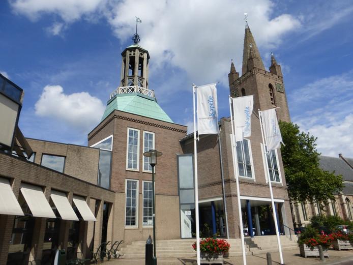 Gemeentehuis Kapelle.