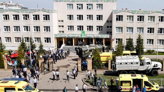 Oud-leerling richt bloedbad aan in Russische school: leraar en zeven scholieren gedood, 32 gewonden