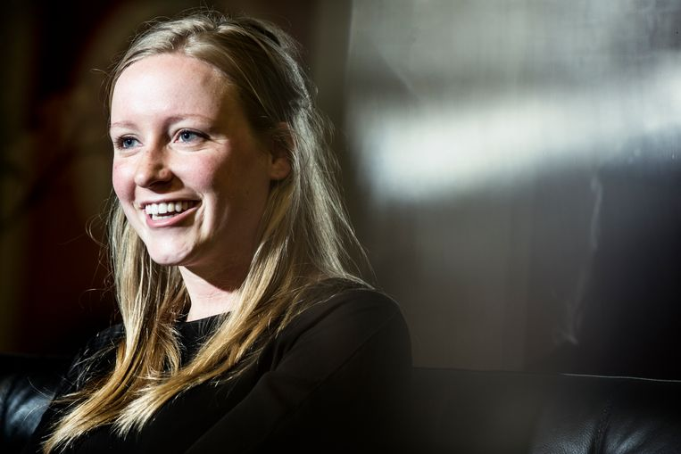 Melissa Depraetere (sp.a). Beeld Franky Verdickt