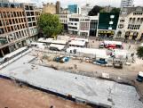 Het Vredenburgplein wordt steeds een beetje mooier