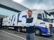 Directeur transportbedrijf Bas uit Etten-Leur over overname:  'Middelgrote bedrijven krijgen het moeilijk'