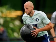 Trauner kijkt ogen uit bij Feyenoord: 'Deze club past bij mij'