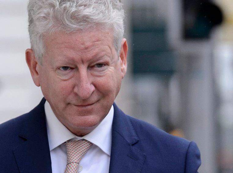 Minister van Binnenlandse Zaken Pieter De Crem (CD&V). Beeld Photo News