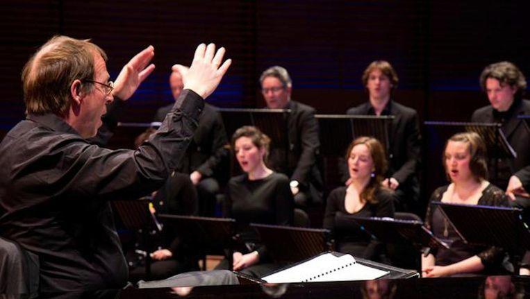 Cappella Amsterdam met dirigent Daniel Reuss Beeld Anne Bonthuis