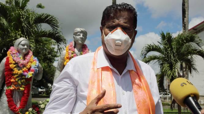 Nieuwe president Suriname werd in Nederland opgeleid tot agent: 'Zwemmen kon hij niet'