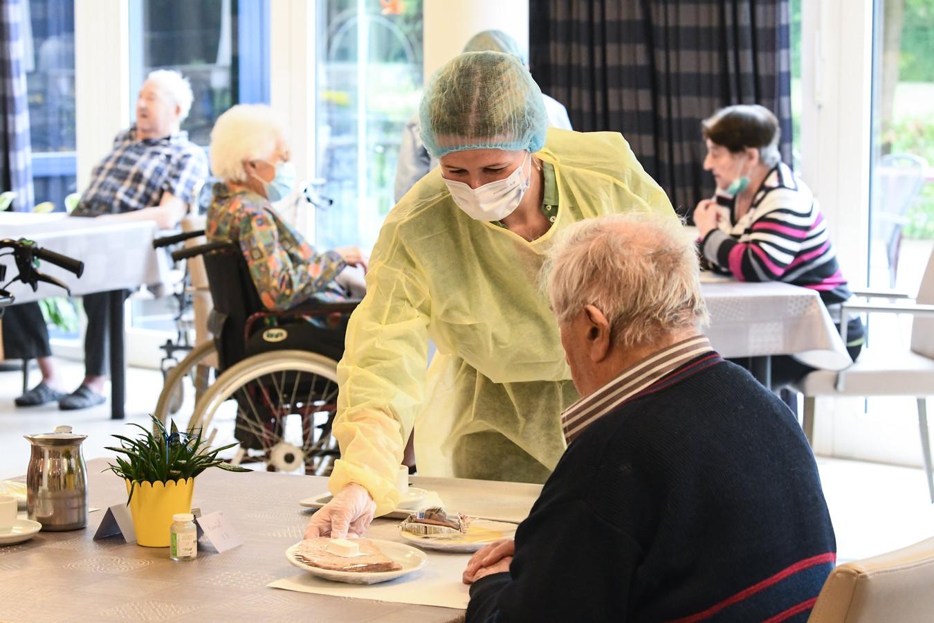 In woonzorgcentrum Akapella in Kapelle-op-den-Bos stierven in de eerste golf maar liefst 23 bewoners.