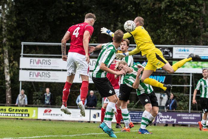 AZSV oefent dinsdag tegen FC Winterswijk.