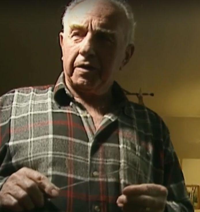 Belgisch rijkswachter Gerard Soete deed zijn verhaal in 1999 tijdens het programma 'Histories'