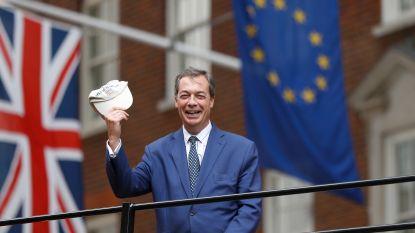 Brexit-architect Nigel Farage komt vrijdag spreken in Gent