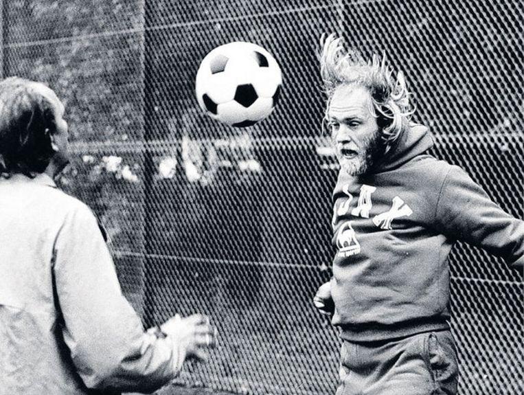 Willy Brokamp (1974): 'uiteindelijk krijgen alle verhalen een baard'. Foto ANP Beeld