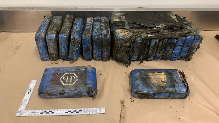 De cocaïne heeft een straatwaarde van meer dan 1,7 miljoen euro.